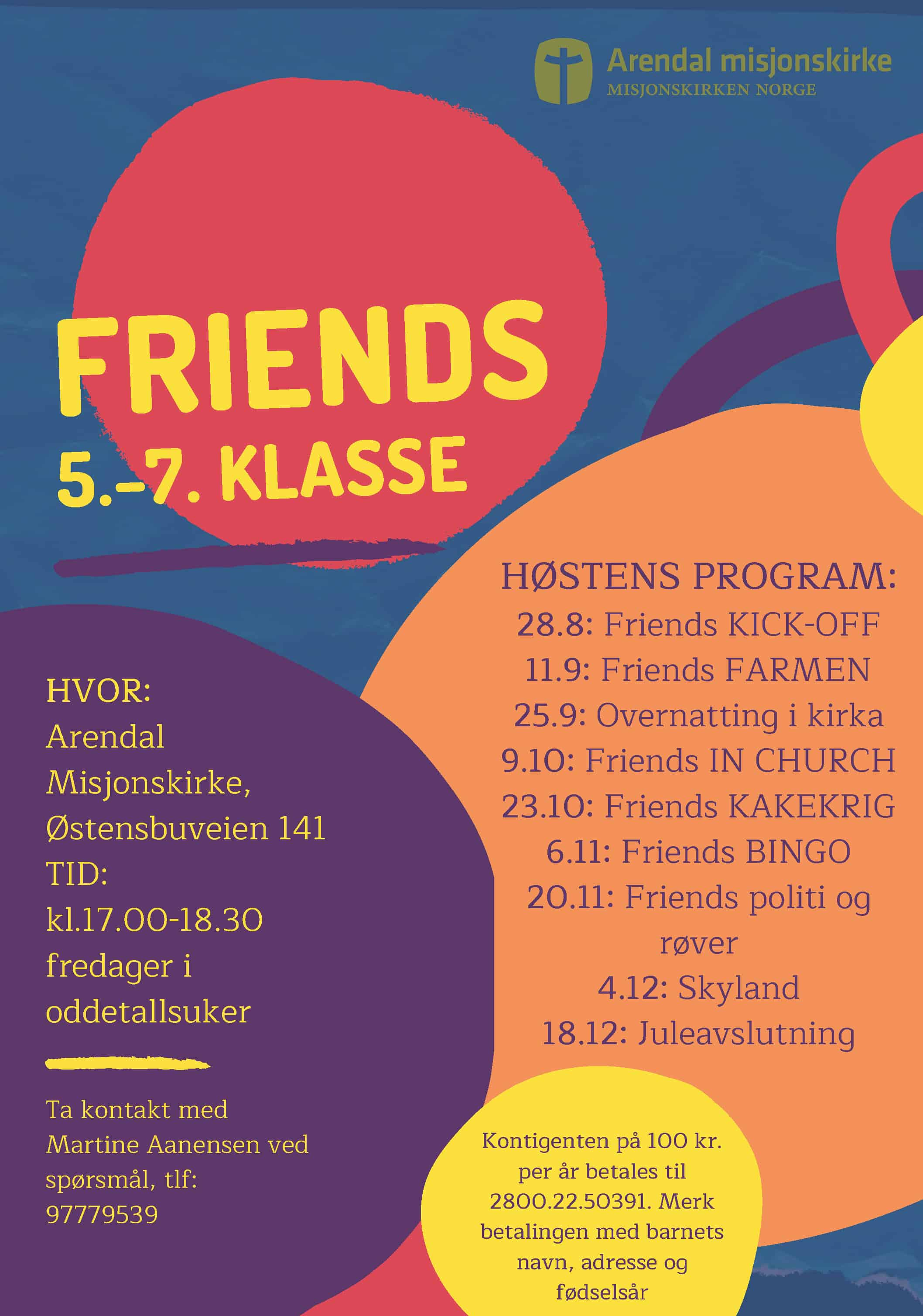 FRIENDS 5.-7. klasse (1)
