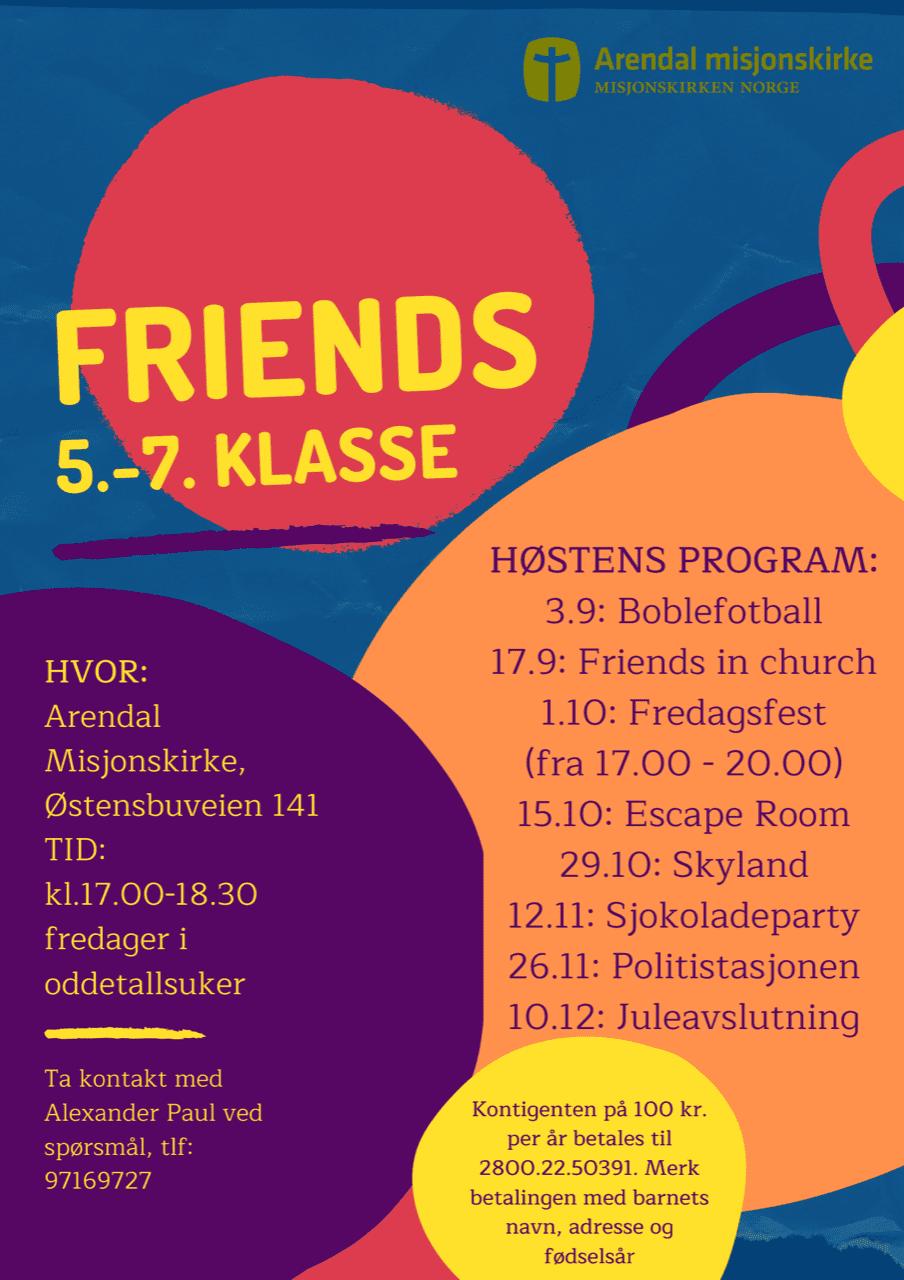 FRIENDS 5.-7. klasse (3)
