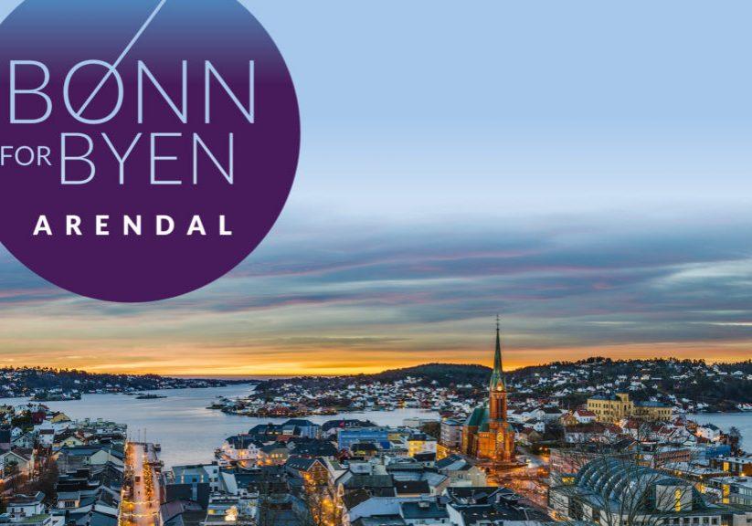 Bønn for byen Arendal VÅREN 2019 fb event clean-1