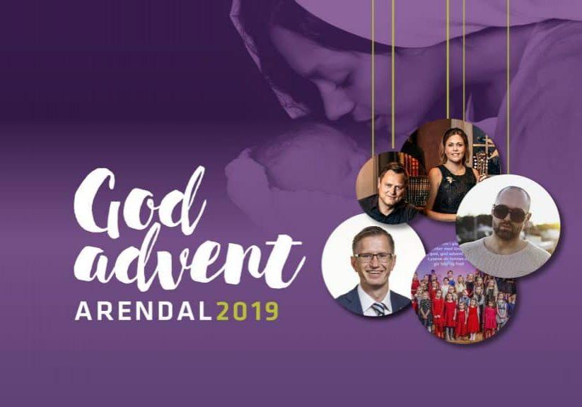 God Advent 2019 fb event felles kompakt
